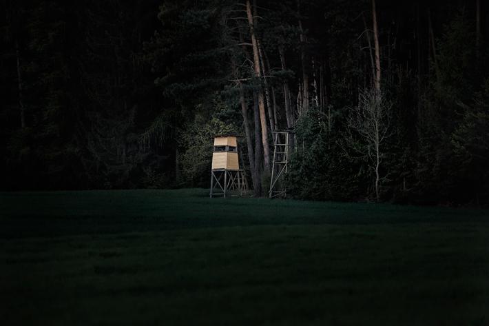 Jörg Marx Photography Tree Stand