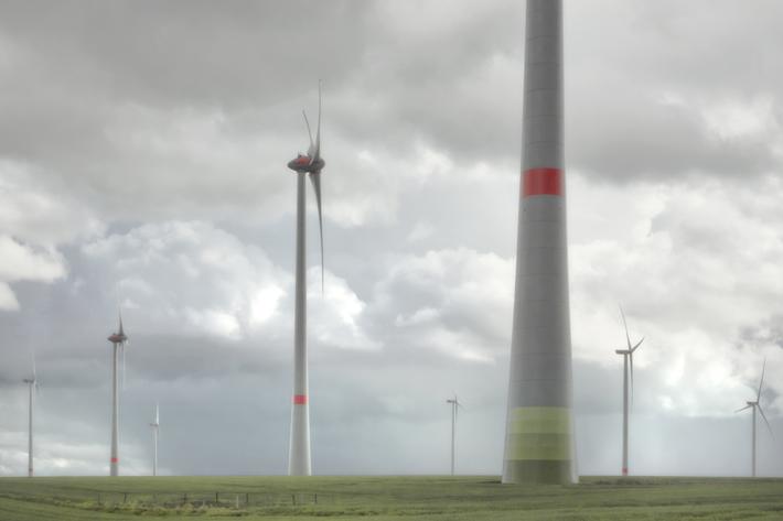 Wind Turbines Joerg Marx
