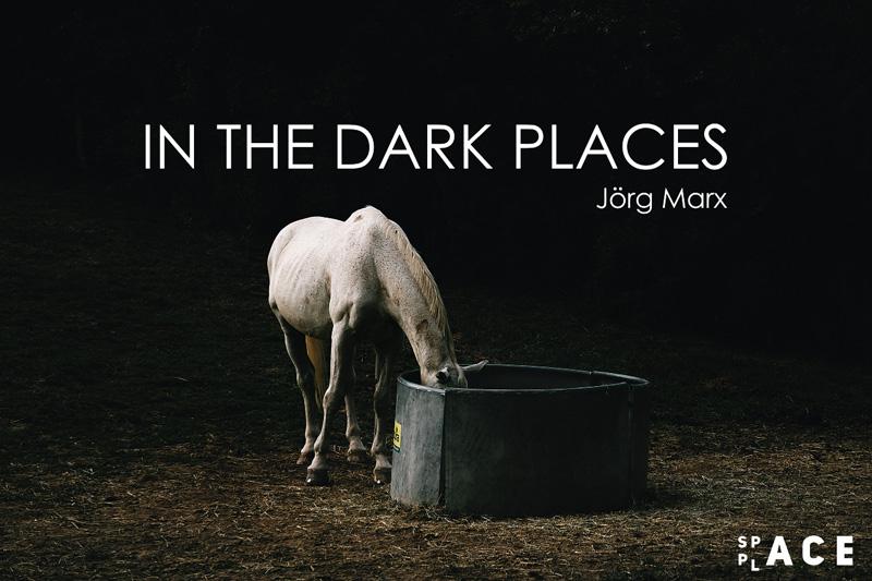 Solo exhibition Jörg Marx In the dark Places,