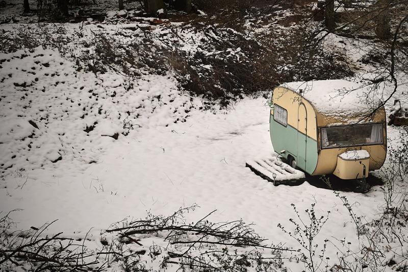 Jörg Marx Photo Snow Caravan